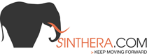 Logo SINTHERA: laboratorio di test virtuale